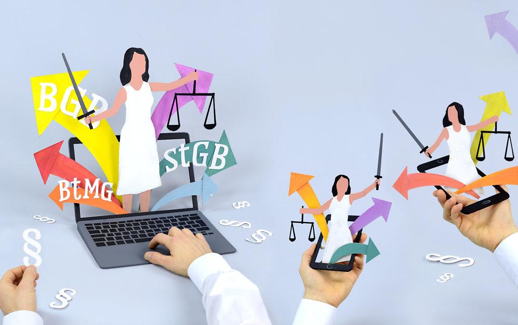 Digitale Rechtsberatung