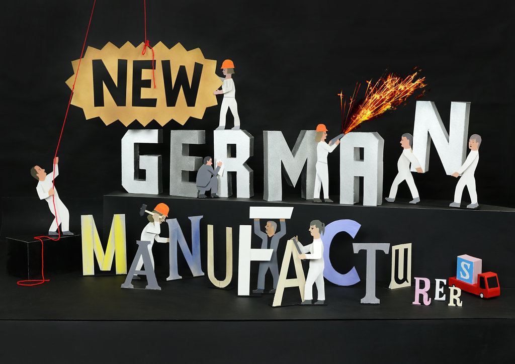 New German Manufactures