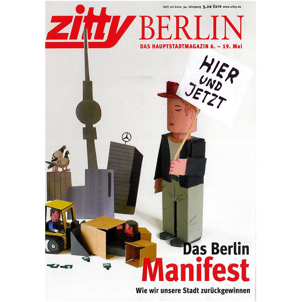 Das Berlin Manifest