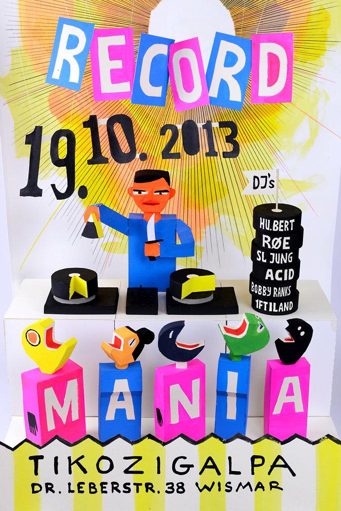 Record Mania 2013
