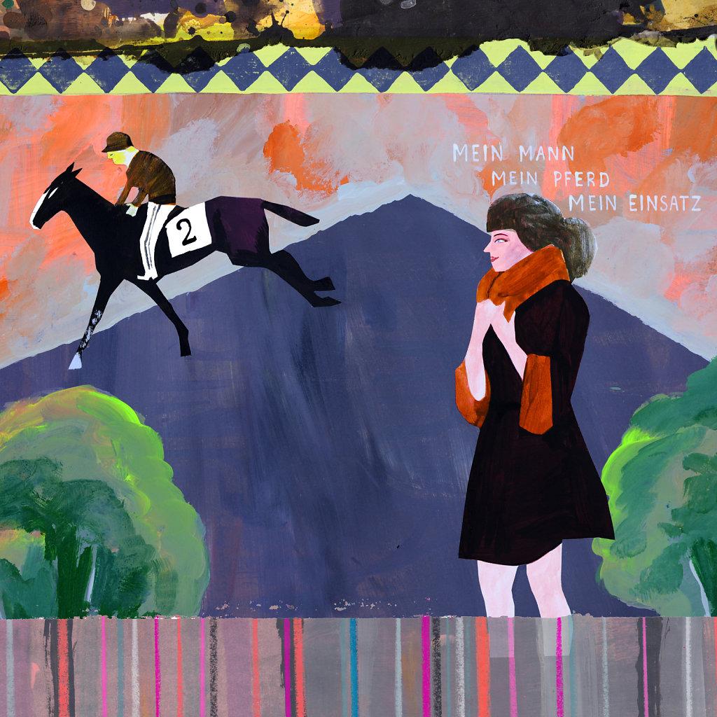 Mein Mann Mein Pferd Mein Einsatz