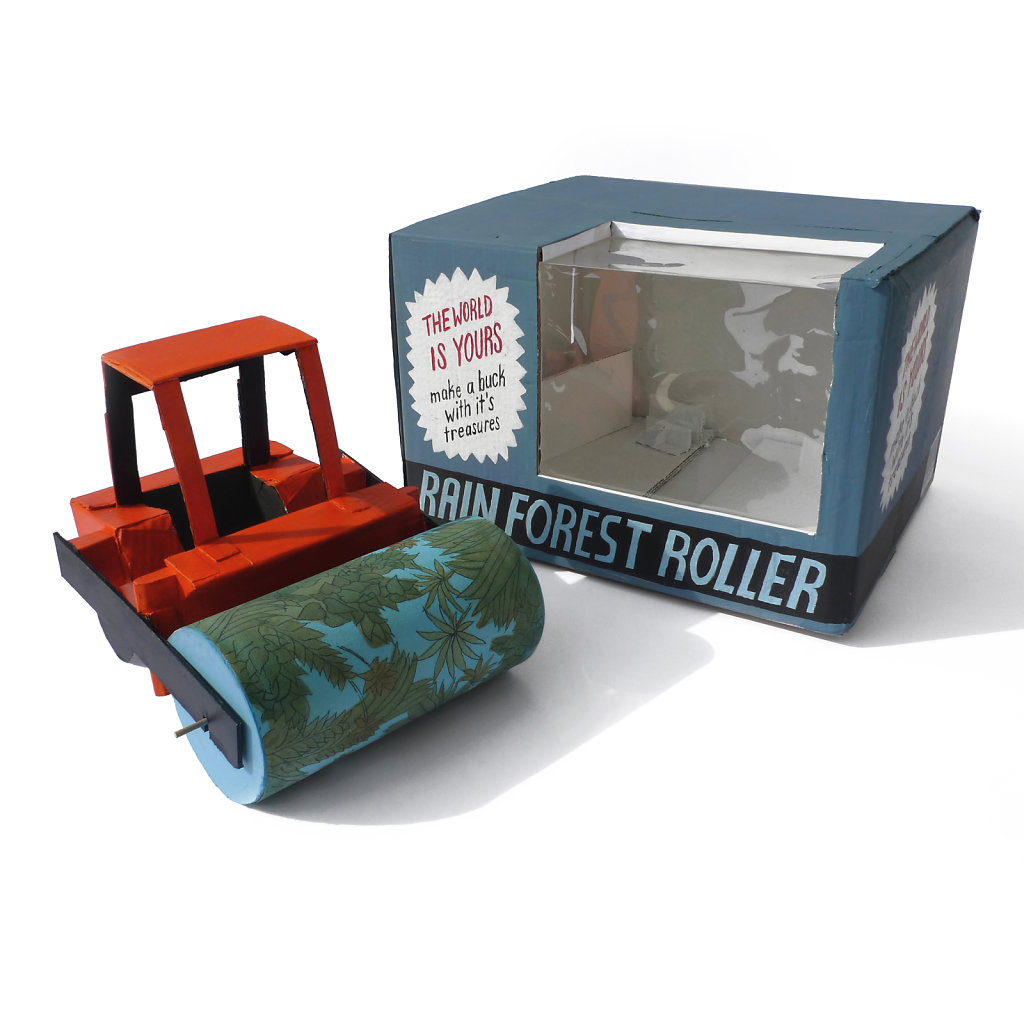 Rain Forest Roller